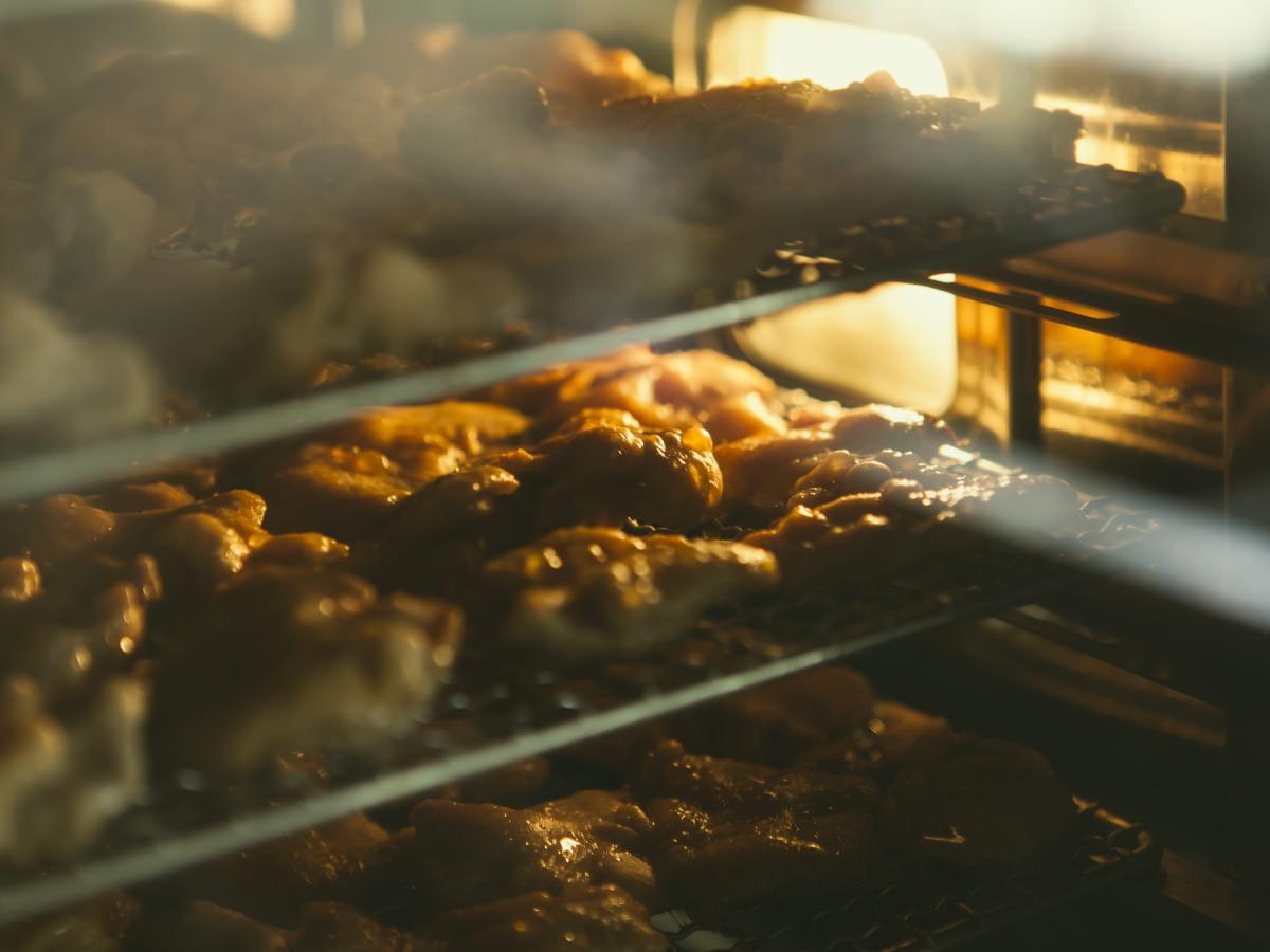 広島県産ハーブ鶏