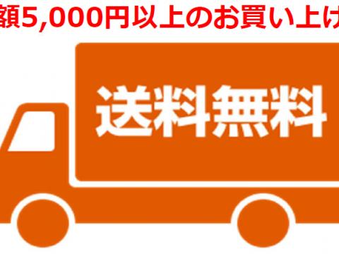総額5,000円以上のご注文で送料無料キャンペーン実施中!
